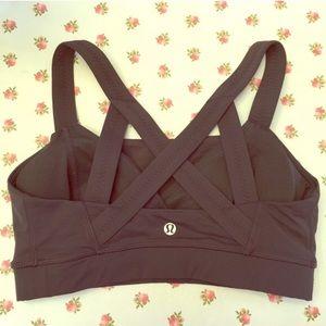 Lulu Lemon sports bra size 6